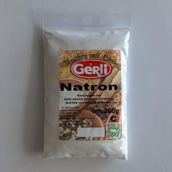 Natron Gerli Gewürze 200 g
