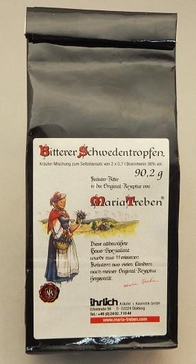 Bitterer Schwedentropfen Gerli 90,2 g