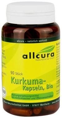 Kurkuma Bio Kapseln 54 g