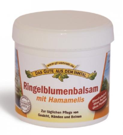 Ringelblumenbalsam mit Hamamelis Gerli Balsam 200 ml