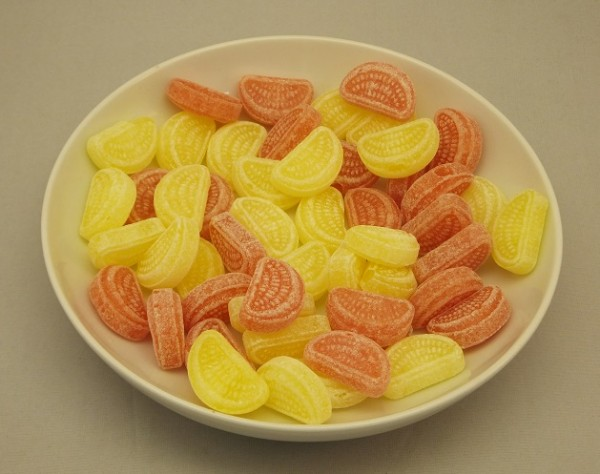 Zitronen/Orangen Gerli Bonbon 120 g