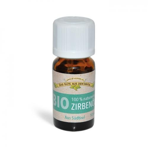 Bio Zirbenöl 100% Naturrein