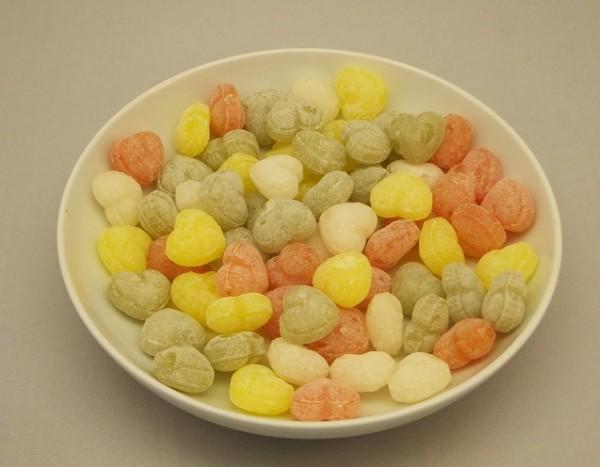 Fruchtherzen Gerli Bonbon 120 g