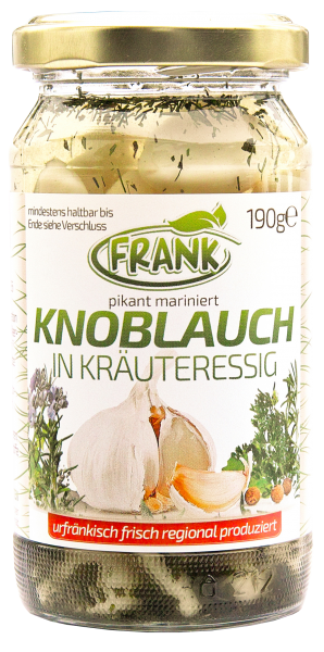 Knoblauch Kräuter Gerli Gewürze 200 g