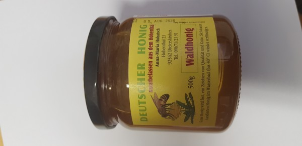 Wald-Honig Deutscher Imker Honig