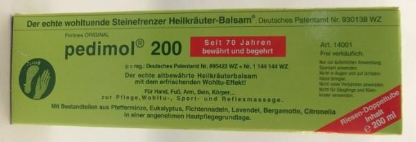 Pedimol Gerli Salben 200 ml
